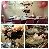 Inspired Dos Elegant Dinner Party Think Pink