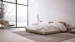 Inspiring Minimalist Interiors Low Profile Furniture