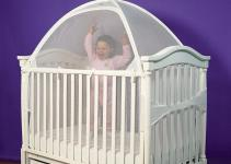 Install Crib Tent Ways Keep Kids Their Cribs
