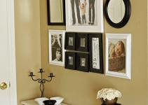 Interior Idea Entryway Wall Decor
