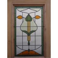 Interior Wooden Doors Glass Panels