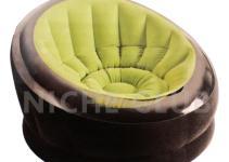 Intex Luxury Inflatable Lounge Chair Indoor Outdoor