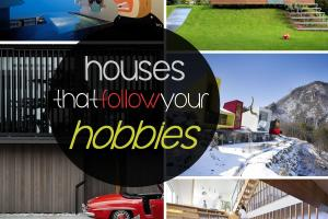Intriguing Hobby Houses Passion Meets Home