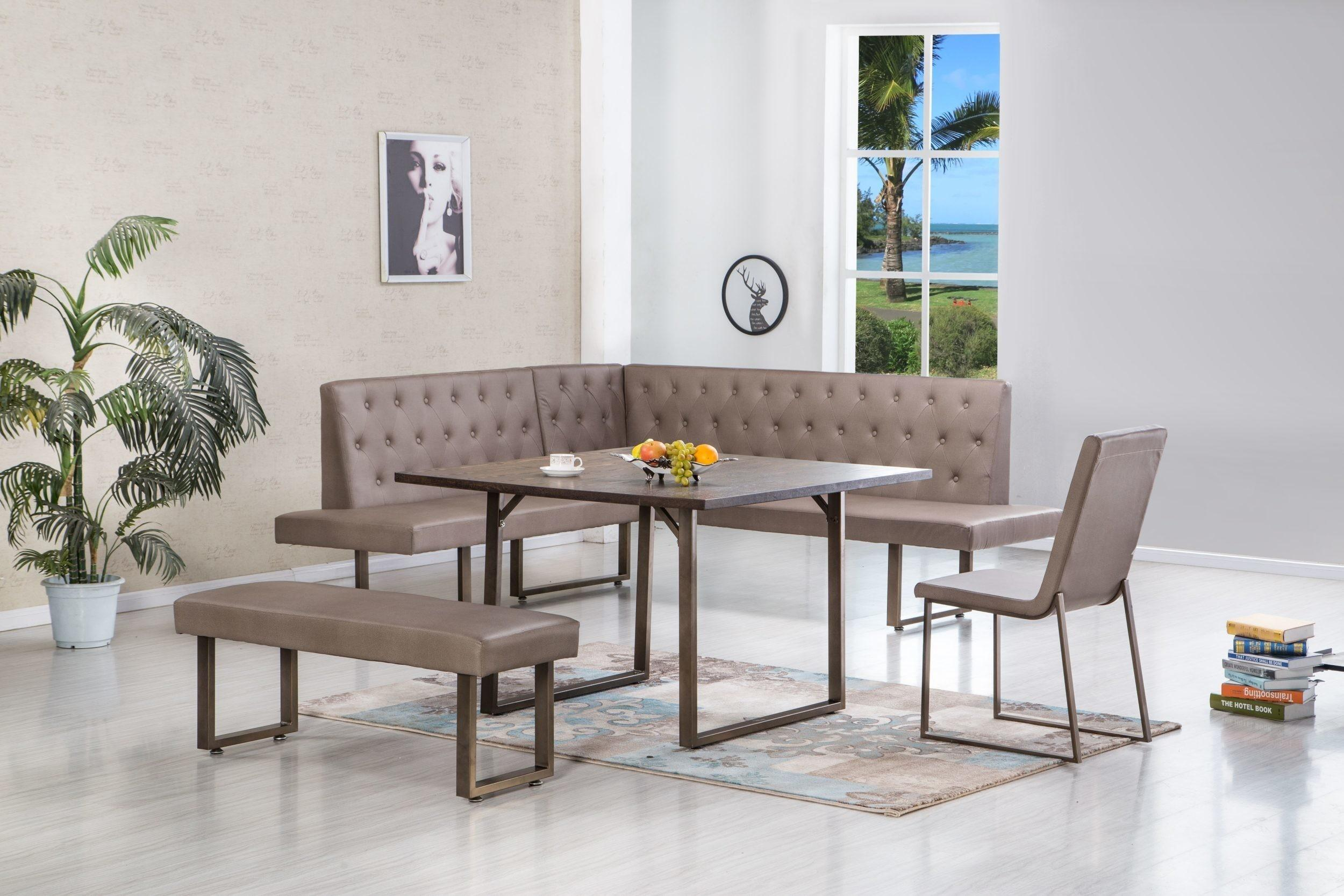 Ingenious Breakfast Nook Furniture Sets That Provide Comfort And Joy In 2020 Photos Decoratorist