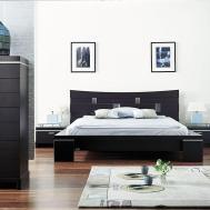 Japanese Modern White Bedroom Ideas Ethnic Style