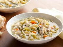 Jean Homemade Chicken Noodle Soup Glorious Recipes