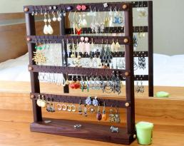 Jewelry Display Ideas Make Your Collection More Beautiful