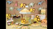 Jungle Themed Baby Shower Decorations Ideas