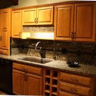 Kitchen Backsplash Cool White Brick Home