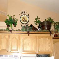 Kitchen Cabinets Decorating Ideas