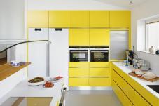 Kitchen Colorful Design Ideas Yellow