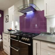 Kitchen Cool Design Your Kitchens Purple