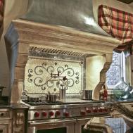 Kitchen Dining Enhance Decor Mosaic