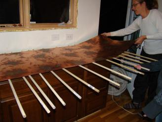 Kitchen Diy Copper Countertops
