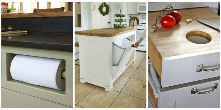 Kitchen Storage Solutions Ideas