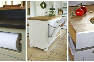 Kitchen Storage Solutions Ideas