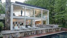 Knockout Midcentury House Connecticut Asks Curbed