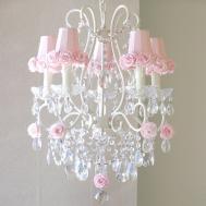 Lamp Shades Elegant Glass Chandeliers