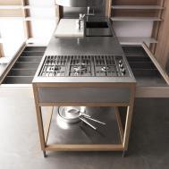 Lando Convivio Collection Modular Italian Kitchens