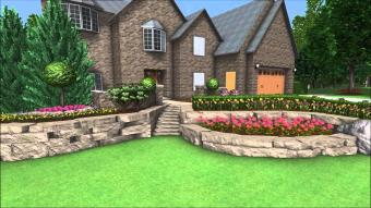Landscape Design Walkthrough Front Yard Landscaping