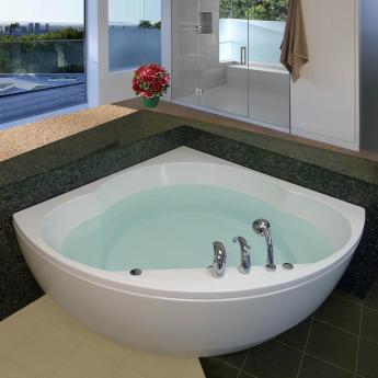 Large Deep Soaking Tub Gorgeous