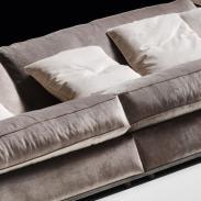 Large Designer High End Modular Sofa