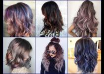 Latest Winter Hair Color Ideas Trends 2017 2018
