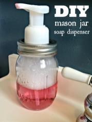 Lattes Sunshine Diy Mason Jar Soap Dispenser