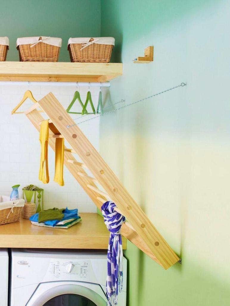 Laundry Drying Rack Ideas Modernhousemagz