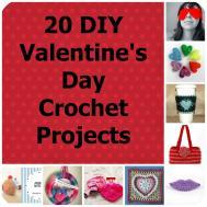 Law Student Life Valentine Day Crochet Roundup
