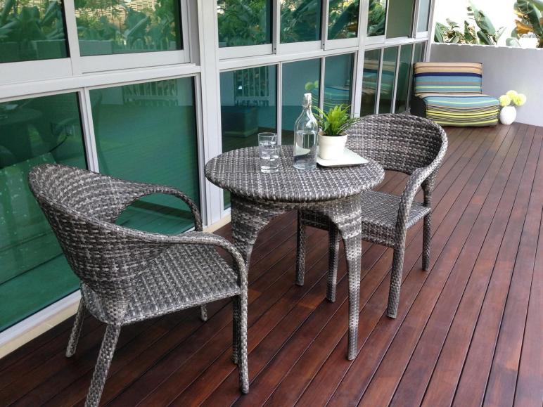 Lawn Garden Balcony Design Ideas Small Furniture