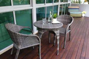 Lawn Garden Balcony Design Ideas Small Furniture