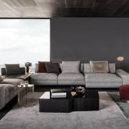 Lawrence Seating System Minotti Ecc