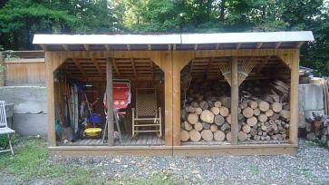 Lean Wood Shed Design Furnitureplans