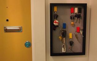 Lego Key Organizer Diy Blog