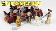 Lego Star Wars Alternative Build Old Ben Home