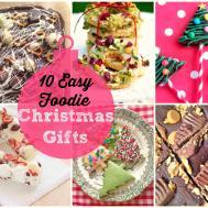 Let Make Christmas Ten Easy Homemade Gift Idea