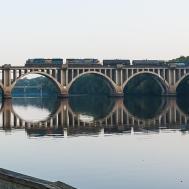 Life Bridged Railroad Bridge Fredericksburg