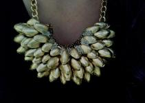 Life Edith Diy Necklace Pistachio Shells