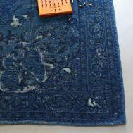 Like Your Favorite Pair Jeans Bursa Wool Rug