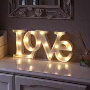 Lit Marquee Letters Interesting Lighted
