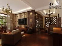 Living Cum Dining Asian Style Interior Design Ideas