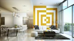 Living Room Marvelous Model C4d Thrift Wall Art