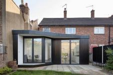 London Home Redesigned Scenario Architecture Oozes