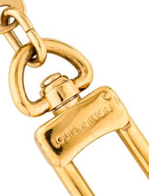 Louis Vuitton Brass Bolt Extender Accessories