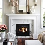 29 Dazzling Rooms Marble Fireplace That You Will Be Admired Of Photo Examples Decoratorist