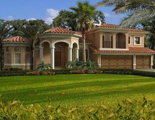 Luxury Mediterranean House Plan Aa Architectural
