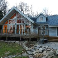 Luxury Muskoka Cottage Rent Walker Lake Near