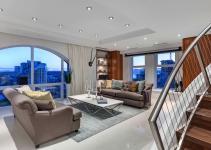 Luxury Penthouse Elysium Grace Tower Vancouver Canada