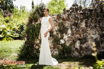 Luz Maria Cruz 2018 Spring Bridal Collection